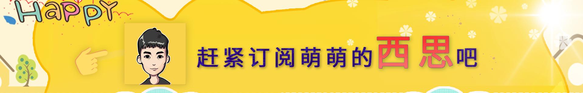 西思游戏解说 banner