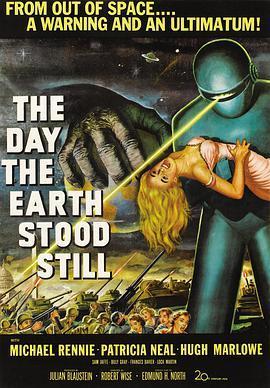 地球停轉之日1951