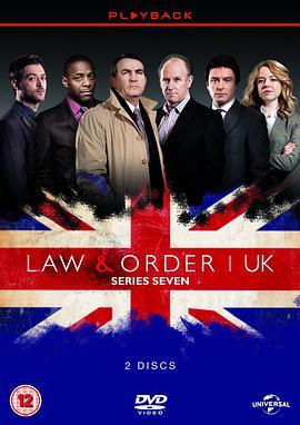 法律与秩序英版第八季
