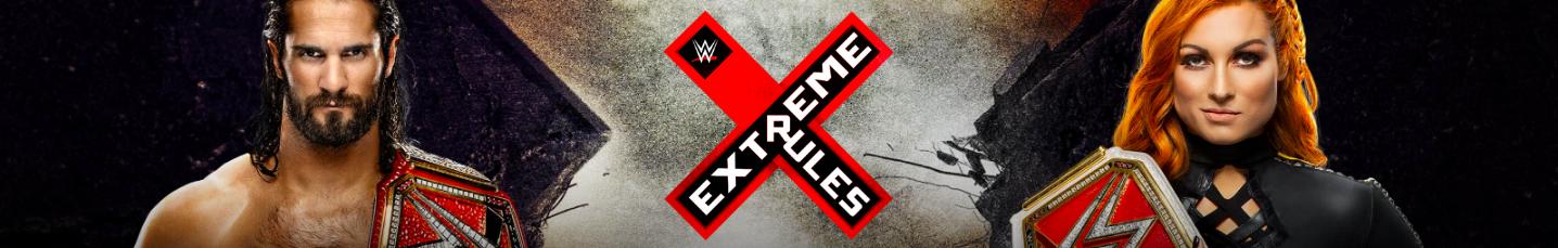 WWE美式摔跤娱乐秀 banner