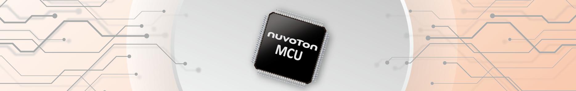NuvotonMCU banner