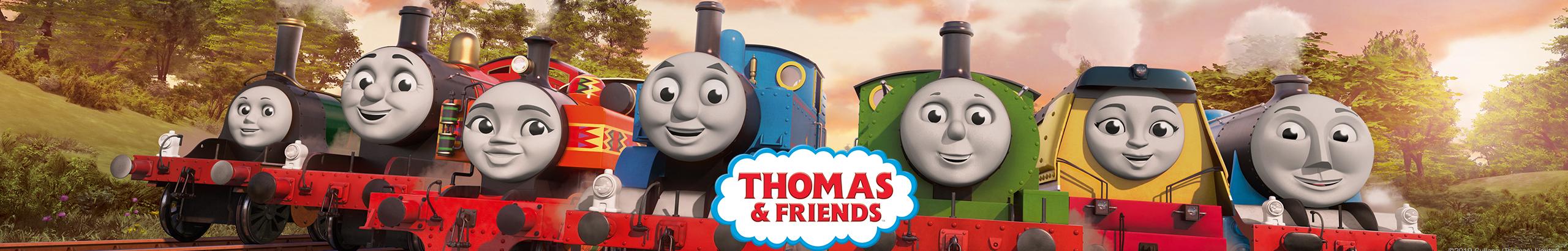 托马斯和朋友 banner