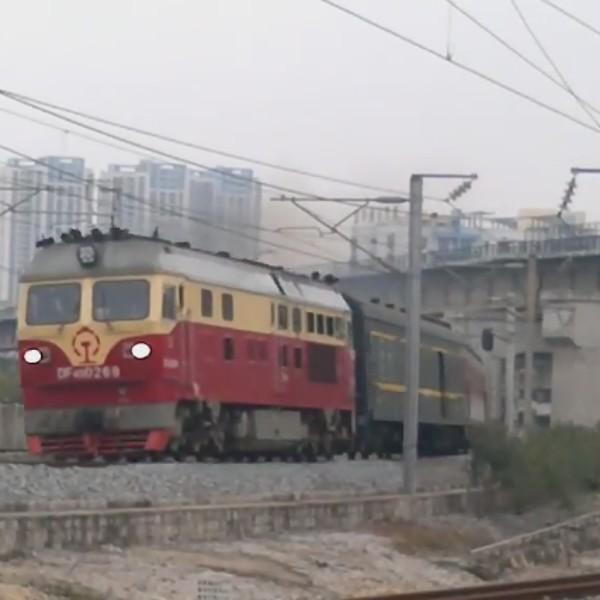 在南宁-有个火车迷