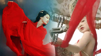 【古风舞蹈】《芙蓉雨》---刘亦菲、刘诗诗、杨颖、范冰冰