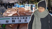 日本靠收集粪便管理卫生