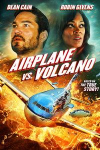 飛機和火山'','