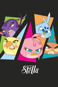 憤怒的小鳥 Stella 第一季