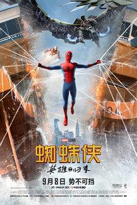 蜘蛛俠:英雄歸來