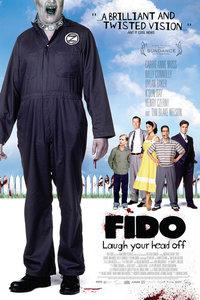 Science fiction movie - 僵尸人FIDO
