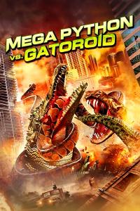 巨蟒大戰恐鱷