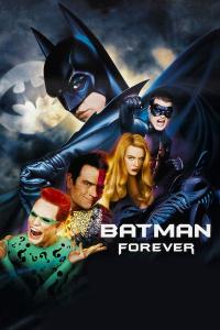 永远的蝙蝠侠海报