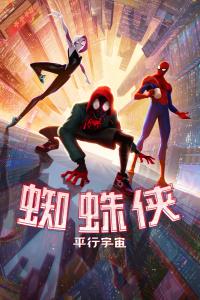 蜘蛛侠:平行宇宙(2018)