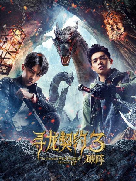 寻龙契约3破阵(动作片)