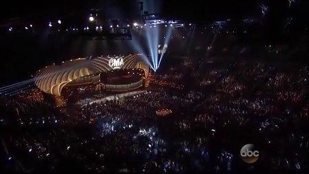 【沃德独家】首发美国47届CMA乡村音乐奖颁奖典礼