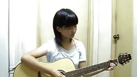 吉他弹唱《旅行的意义》Cover by 白桦树娃娃