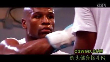 拳击运动员最近比赛