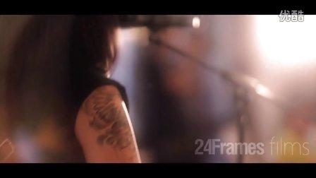 24Frames(24格)作品:90后摇滚向日葵主题婚礼   水牛石集锦