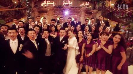 你一定没见过的新疆—央视人气主持尼格买提的维吾尔族婚礼