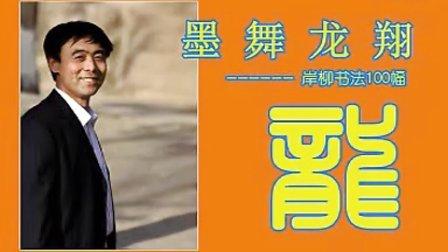 墨舞龙翔(岸柳书法100幅)