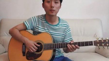 靠谱吉他视频教学 张惠妹《我可以抱你吗 》吉他弹唱  蔡宁