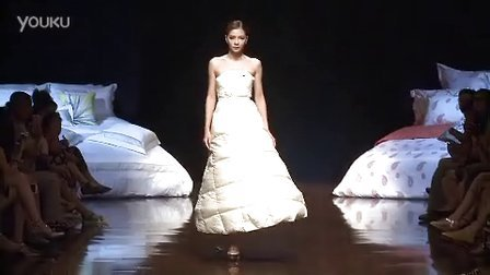 仰角15°卓展2014时装周沈阳站 Yves Delorme
