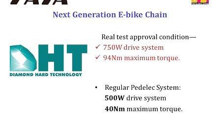欧洲顶尖车厂使用 - Bosch系统适用电动车链条