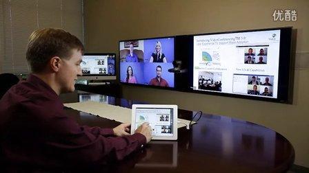 VidyoSlate - 可在视频会议進行中作查看,共享和注释内容等用途