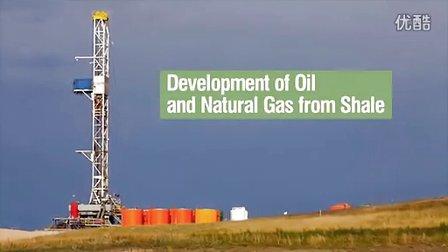 页岩气开发全过程-Animation of Hydraulic Fracturing (fracking)