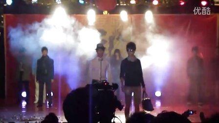 【刘卓独家】北津学院2011元旦晚会:最好看的节目《礼仪
