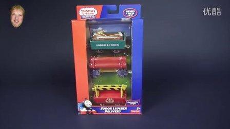#11 TOMY 多美 托马斯  玩具火车 英语 玩具妈妈 磁性 正品