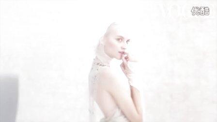日本版VOGUE WEDDING 婚纱增刊 封面高级定制大片花絮