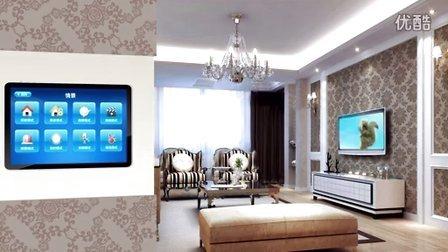 杭州晶控电子 kincony 智能家居控制系统品牌宣传动画片