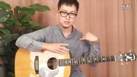 【玄武指弹吉他教学】岸部真明Truth 教学5
