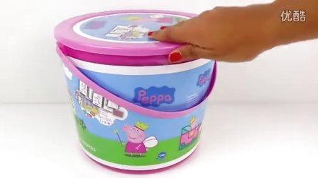 亲子游戏过家家 peppa pig佩佩猪粉红猪小妹 亲子互动diy卡通绘画拼图拼板 早教益智玩具