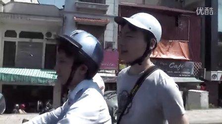 越南汉字书法班 《大明的旅行》越南北部篇旅游旅行自由行视频第三集