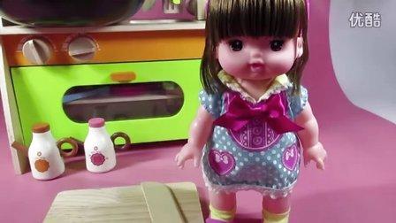 娃娃食玩 厨房炒菜过家家 51