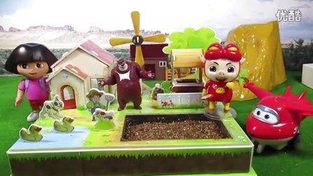 哆啦A梦培乐多奇趣蛋 小马宝莉 hellokitty 健达玩具