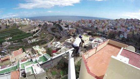 GoPro:Danny MacAskill 屋顶极限骑行