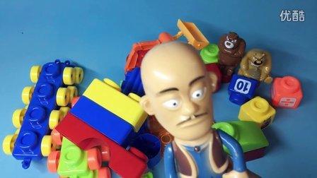 参观魔力二哥玩具之恐龙战队 新魔力玩具学校 梦想三国