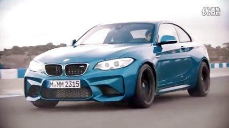 超级公路猛兽 新BMW M2 Coupé震撼发布