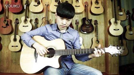 蓝莓吉他弹唱教学 第48课 《吉他弹奏时延音连贯的重要性》