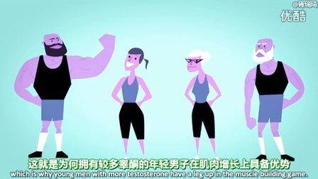 小科普:肌肉如何变得更强壮?