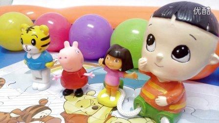 托马斯积木动物乐园拼装玩具 470