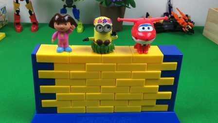 变形金刚 变形机器人博派大黄蜂 三步变形玩具试玩