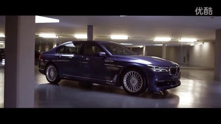 全新2017 BMW ALPINA B7 xDrive发布