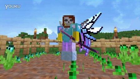 【小本】我的世界浪客拔刀剑EP33〓阎魔刀的吸星大法〓MC=Minecraft