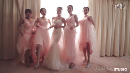 [KAMI FILMS作品] Catherine&Larry 南航酒店婚礼