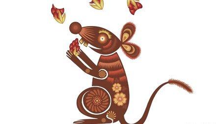 汉字演变—鼠