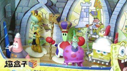 托马斯和他的朋友们 托马斯扭蛋 扭出圣诞帽托马斯 玩具动画