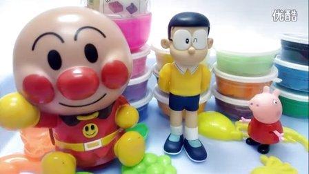 培乐多水晶粘土 亲子手工 泡沫 儿童玩具 PomPom玩具